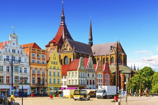 Rostock, Deutschland (Bild: © Germania)