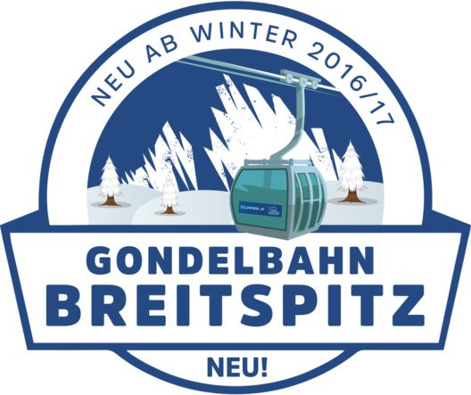 """Mit Beginn der Wintersaison 2016/17 ersetzt die neue 10er Kabinenbahn """"Breitspitzbahn"""" den alten Zweier-Sessellift und bringt Wintersportler in fünf Minuten bequem zur neuen Bergstation auf 2.295 Meter Höhe. (Bild: TVB Paznaun-Ischgl)"""