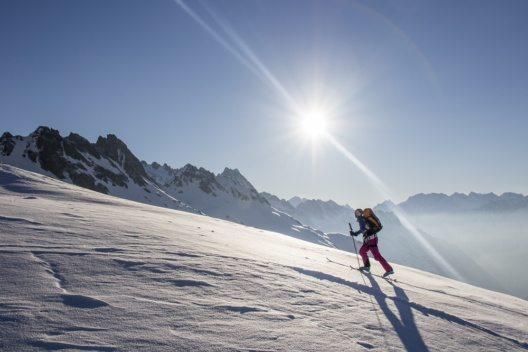 Die HIGH 5-Skitouren (Bild: © Engelberg-Titlis Tourismus Photograph: Johan Axelsson)