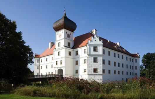 Bayerische Kultur erleben (Bild: Schloss Hohenkammer)