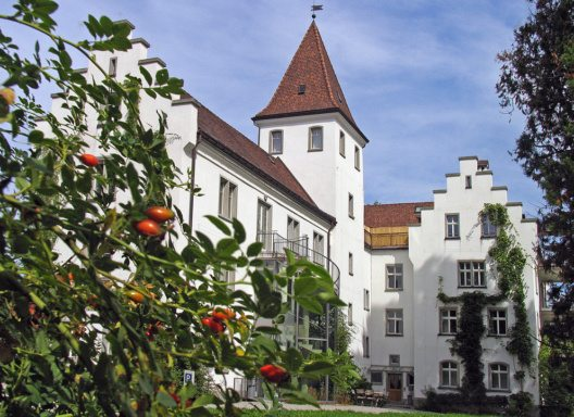 Bio-Schlosshotel am Bodensee (Bild: Schloss Wartegg)
