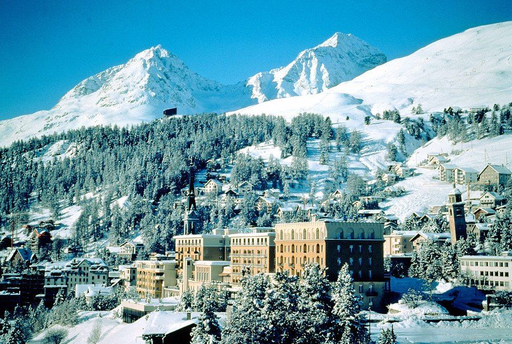 Engadin St. Moritz: Hotel Kulm (Bild: ENGADIN St.Moritz / swiss-image.ch / Hotel Kulm)