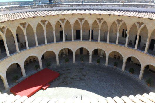 Castell de Bellver (Bild: fincallorca)