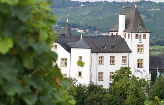 Wo einst die Ritter im Saarland schliefen (Bild: Victor's Residenz Schloss Berg)