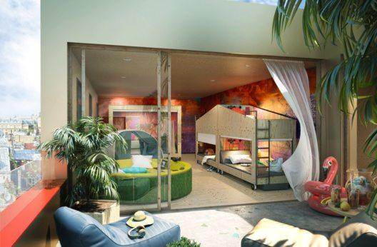 JO&JOE soll ein offenes, innovatives Haus werden. (Bild: AccorHotels)