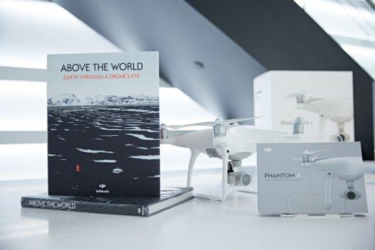 Das Unternehmen DJI, spezialisiert auf unbemannte Luftfahrzeuge, eröffnet an diesem Samstag einen neuen Flagshipstore.
