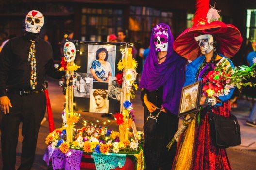AllSouls Procession Tucson