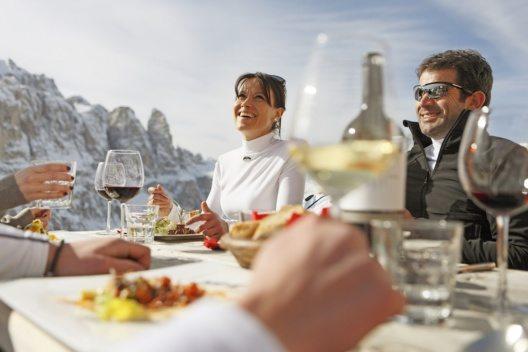 Die besten Weine Südtirols kennenlernen (Bild: © PHOTOPRESS/Alta Badia/Frieder Blickle)