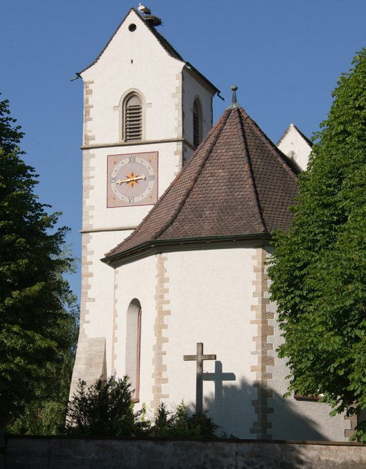 Pfarrkirche St. Peter und Paul in Allschwil (Bild: Roland Zumbuehl, Wikimedia, GNU)