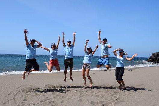 Die Idee zu Beach-Inspector hatte Mit-Gründer Kai Michael Schäfer, der bereits erfolgreich verschiedene Tourismusportale aufbaute, bei einer Recherche für den eigenen Strandurlaub.