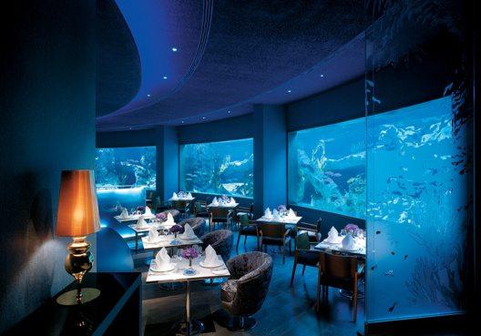 Aquamarine Restaurant (© Hotel Mardane Palace, Antalya)