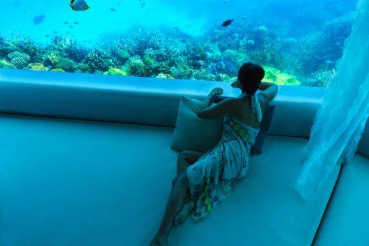 LIME Unterwasser Spa (© PER AQUUM Huvafen Fushi, Malediven)