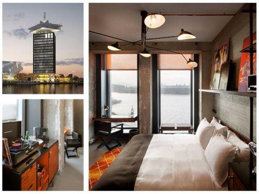 Sir Adam, Amsterdam (Bild: Design Hotels)