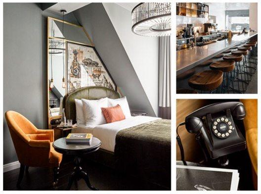 Sir Savigny, Berlin (Bild: Design Hotels)