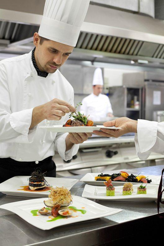 Hotel Marinada - Küche (Bild: © Delphina Hotels & Resorts)