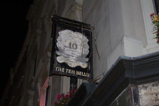 Jack the Ripper im Londoner East End