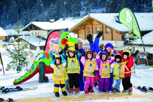 Landal GreenParks bieten ein buntes Winterprogramm - auch für Kinder (Bild: © Landal GreenParks)
