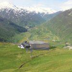 SkiArena Mittelstation Gondelbahn Rendering