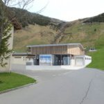 SkiArena Talstation Gondelbahn Rendering