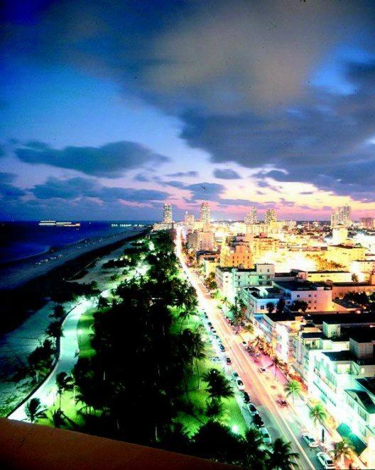 South Beach - Luftaufnahme (Bild: © VISIT FLORIDA)