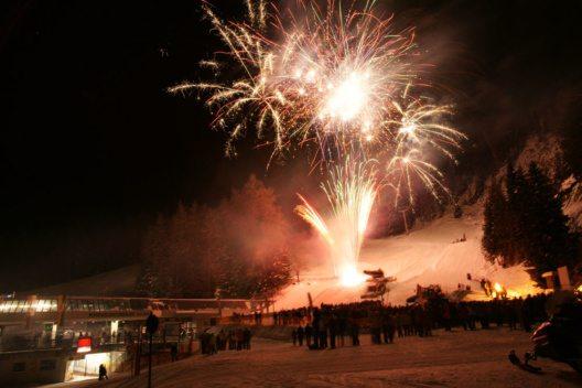 Auch bei der neuen Inszenierung der Nightshows in der Schlick 2000 werden Feuerwerke mit dabei sein. (Bild: Schlick 2000)