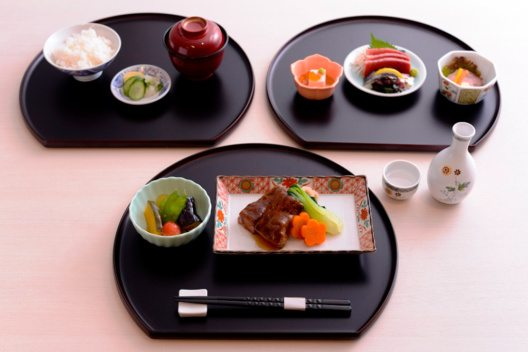 Traditionelle Kaiseki Küche der First Class (Bild: © Emirates)
