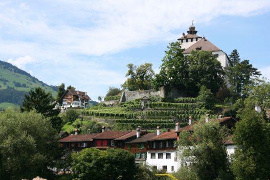 Schloss Werdenberg (Bild: © tupungato - shutterstock.com)