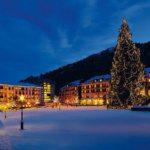 Weihnachten im Grand Resort Bad Ragaz