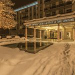 Winterabend Quellenhof, Spa Suites