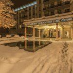 Winterabend Quellenhof, Spa Suites