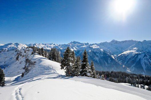 Skigebiet Braunwald (Bild: © Rafael_Wiedenmeier - istockphoto.com)