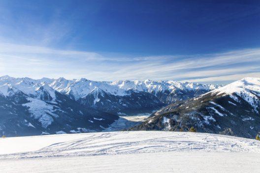 Alpenlandschaft bei Kitzbuehel
