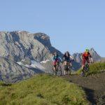 Biken (Bild: © Lenk Simmental Tourismus - swiss-image.ch/Stefan Hunziker)