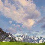 Mittaghorn von der Langermatte (Bild: © Lenk Simmental Tourismus - swiss-image.ch/Patrick Aegerter)