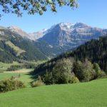 Talabschluss (Bild: © Lenk Simmental Tourismus - swiss-image.ch/Marianne Tschanz-Rieder)