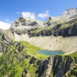 Fluhsee (Bild: © Lenk Simmental Tourismus - swiss-image.ch/Patrick Aegerter)