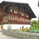 Simmentaler Haus (Bild: © Lenk Simmental Tourismus - swiss-image.ch/Andreas Mueller)