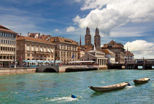 Stadt Zürich (Bild: © Olgysha - shutterstock.com)