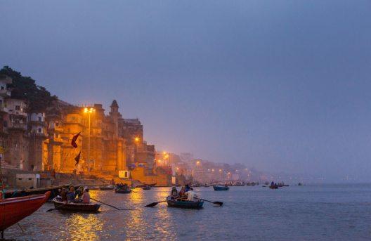 Ganges in Indien (Bild: antb – Shutterstock.com)
