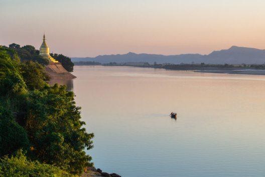Irrawaddy in Myanmar (Bild: Tisha 85 – Shutterstokc.com)