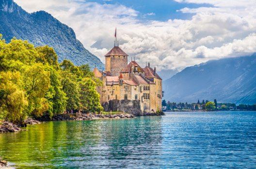 Schloss Chillon (Bild: © canadastock - shutterstock.com)