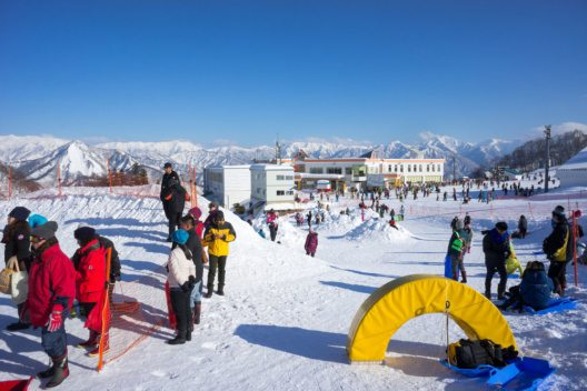 Das Skigebiet Gala Yuzawa (Bild: siraphat – Shutterstock.com)