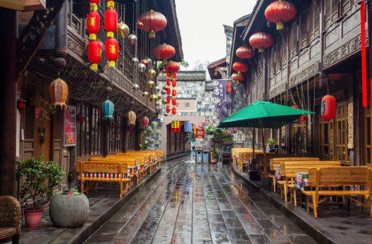 Chengdu (Bild: Meiqianbao – Shutterstock.com)
