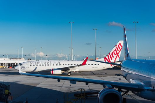 Virgin Australia (Bild: © sarah1810 - shutterstock.com)