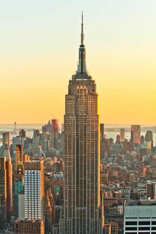 Empire State Building, NYC (Bild: © Cedric Weber – shutterstock.com)