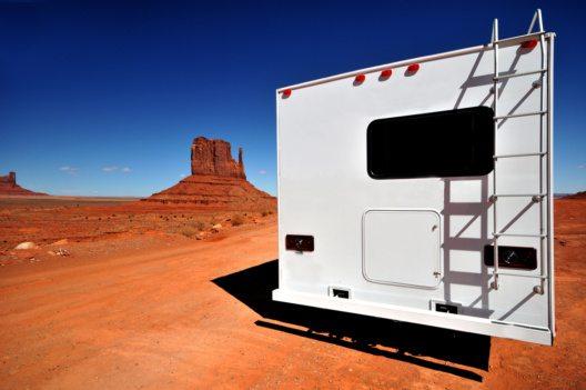 Wohnmobil-Reisen in den USA sind schwer angesagt. (Bild: © Meg Wallace Photography - shutterstock.com)