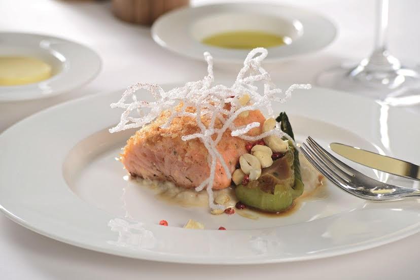 SWISS präsentiert kulinarische Köstlichkeiten aus dem Kanton St. Gallen.