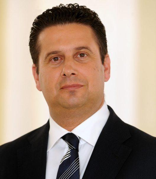 Edward Zammit Lewis, Tourismusminister von Malta. (Bild: obs/TUI AG/TUI Group)