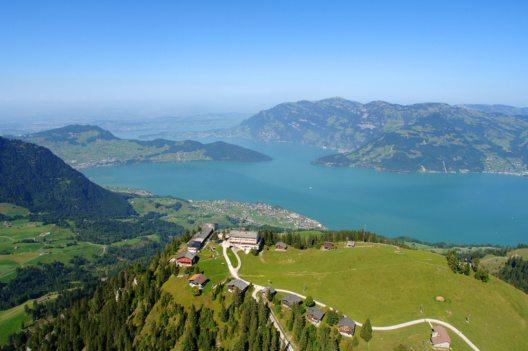 Dieses herrliche Panorama bietet die Klewenalp. (Bild: Bergbahnen Beckenried-Emmetten AG)
