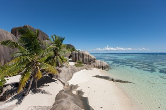 Strand Anse Source d'Argent La Digue (Bild: SeyVillas)